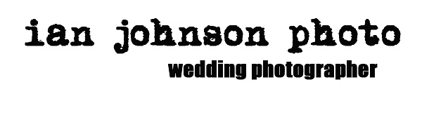 London Wedding Photographer – a wedding photographers love of photography logo